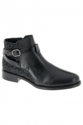 bottines d'ete we do co77579h noir