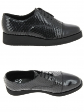 chaussures plates we do 22134b noir