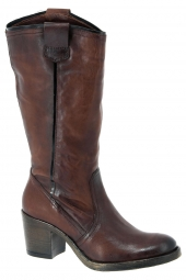 bottes fashion ykx 26760 marron
