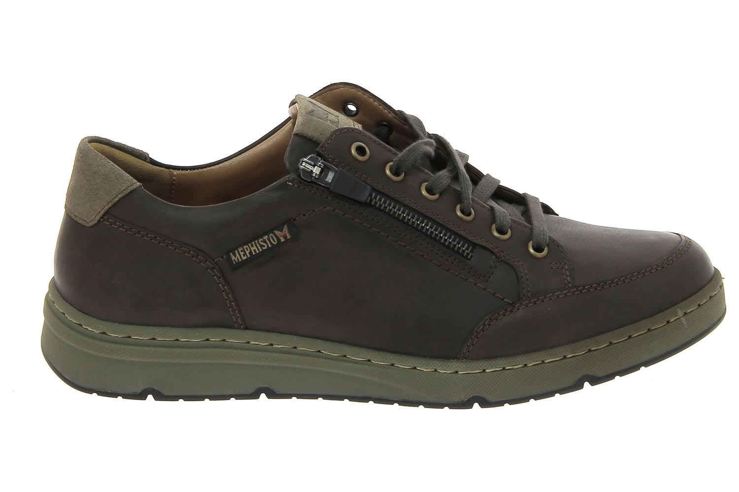 super populaire 78caa 9815e Chaussures homme mephisto marron
