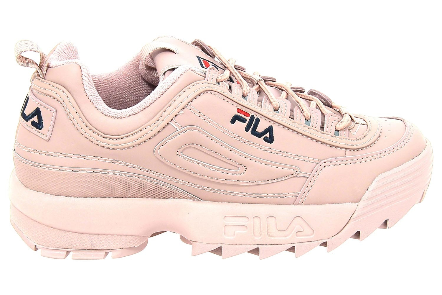 fila baskets mode disruptor low