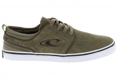 01 chaussures toile 59 en homme o'neill vert 1281 Chaussures FJlK1T3c