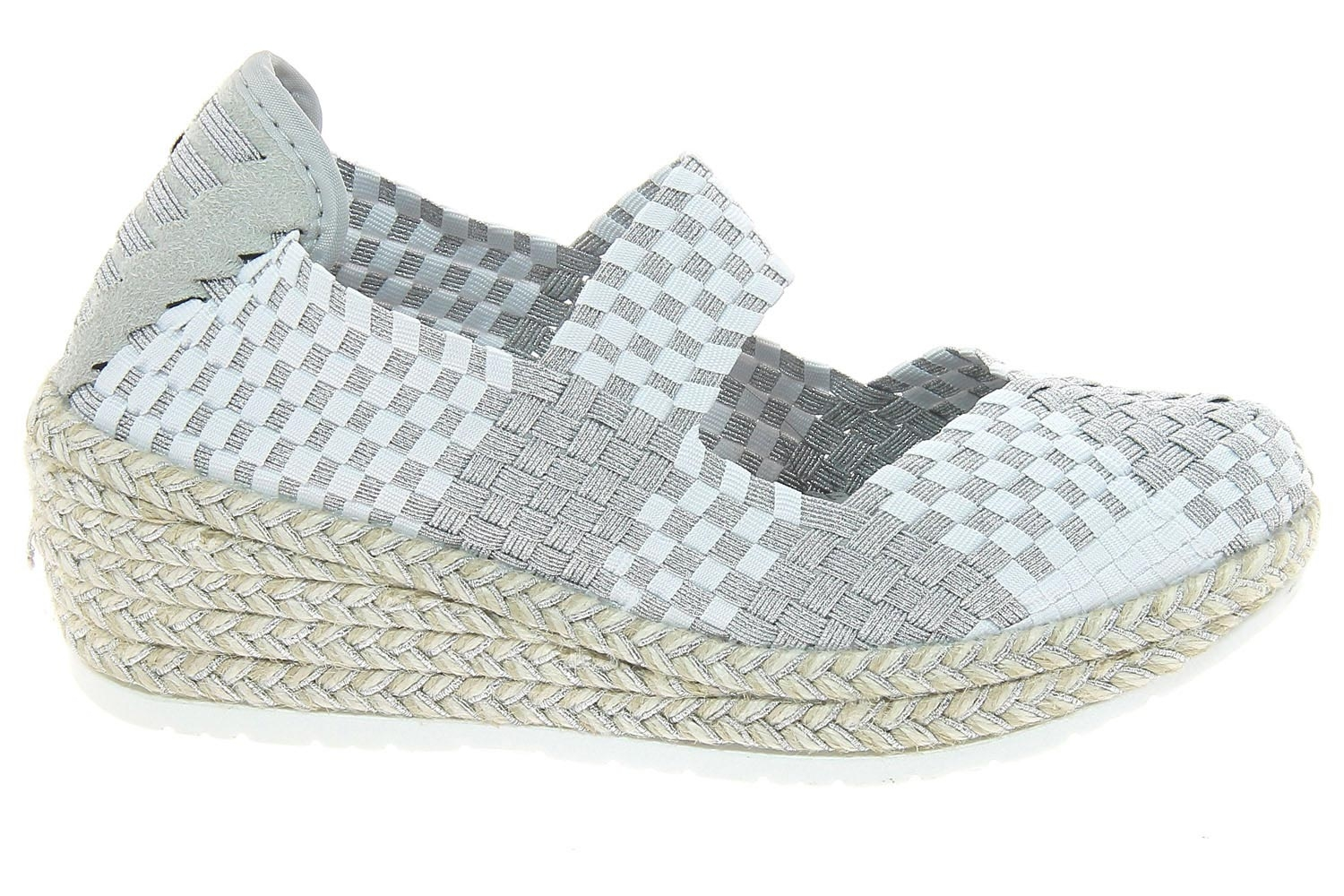 Chaussures en toile coco abricot noir v0885a chaussures d