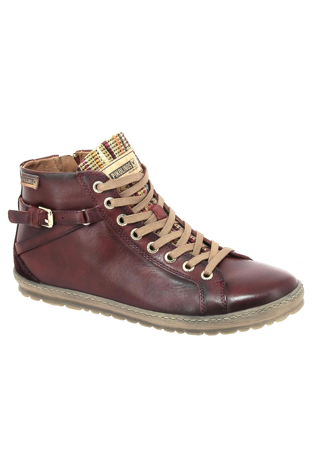 Chaussures Pikolinos Lagos beiges Casual femme a4MlyYc5Z4