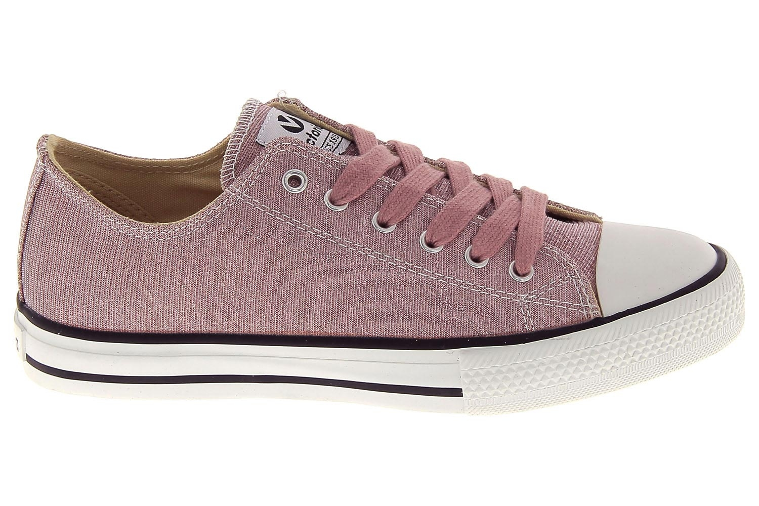 Chaussures en toile toile toile victoria rose 1065108 chaussures femme victoria 1a45a8