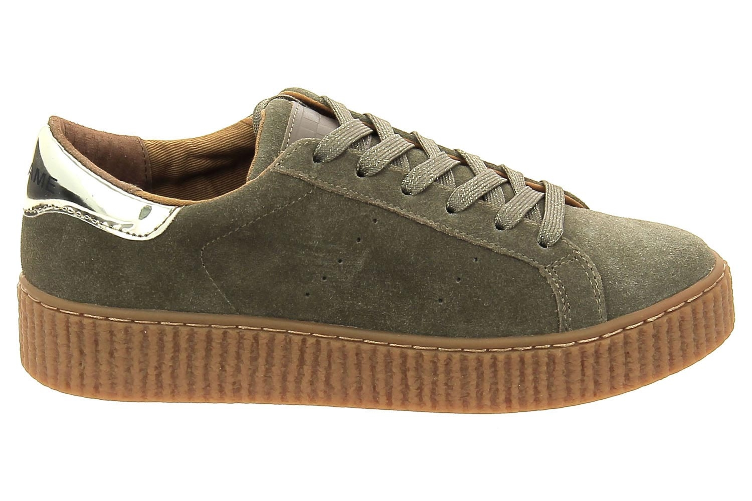 Name No Picadilly Beige Baskets Mode Sneaker Chaussures Femme FEAZqxRzxn