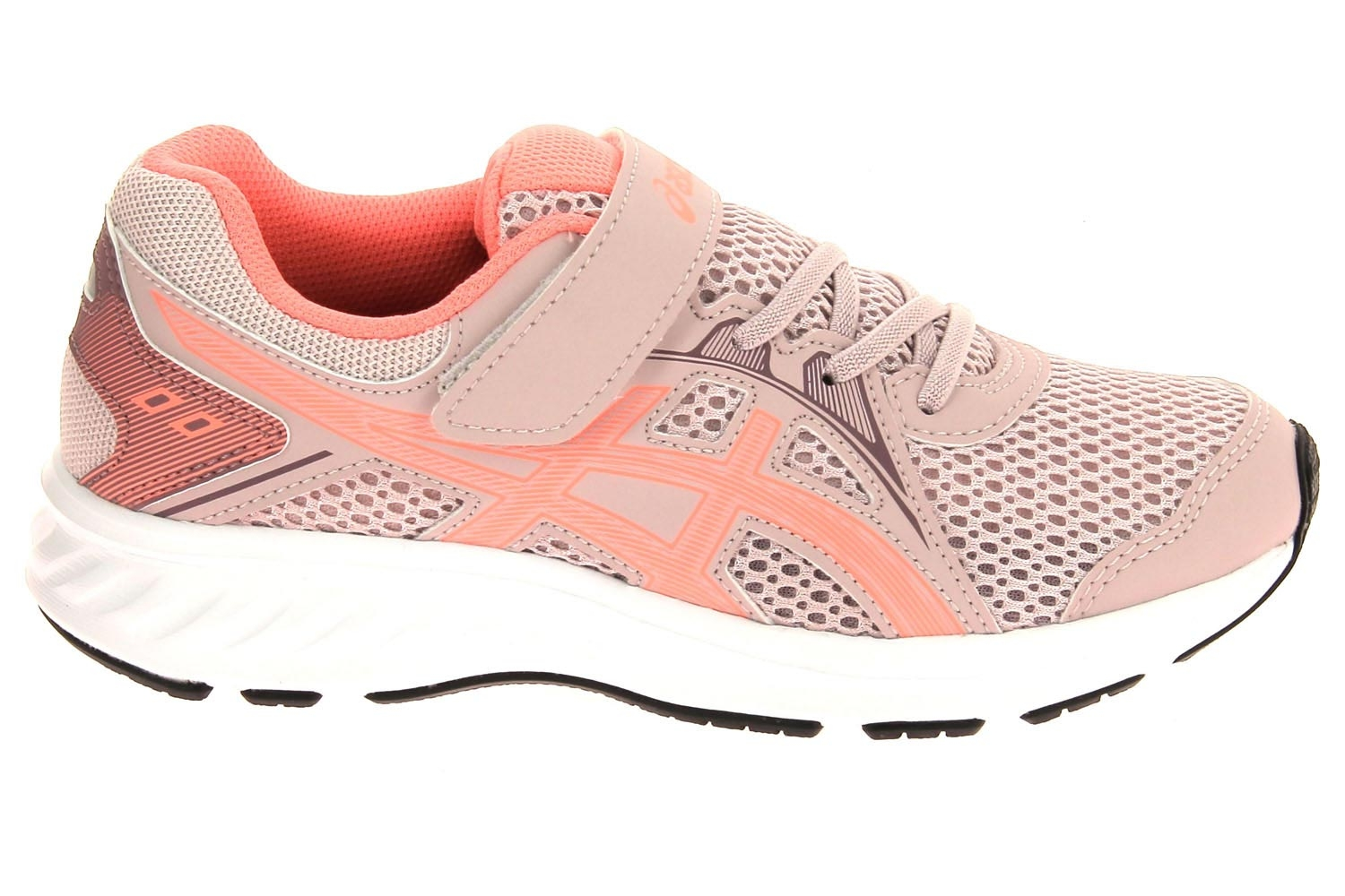 Chaussures fille asics rose