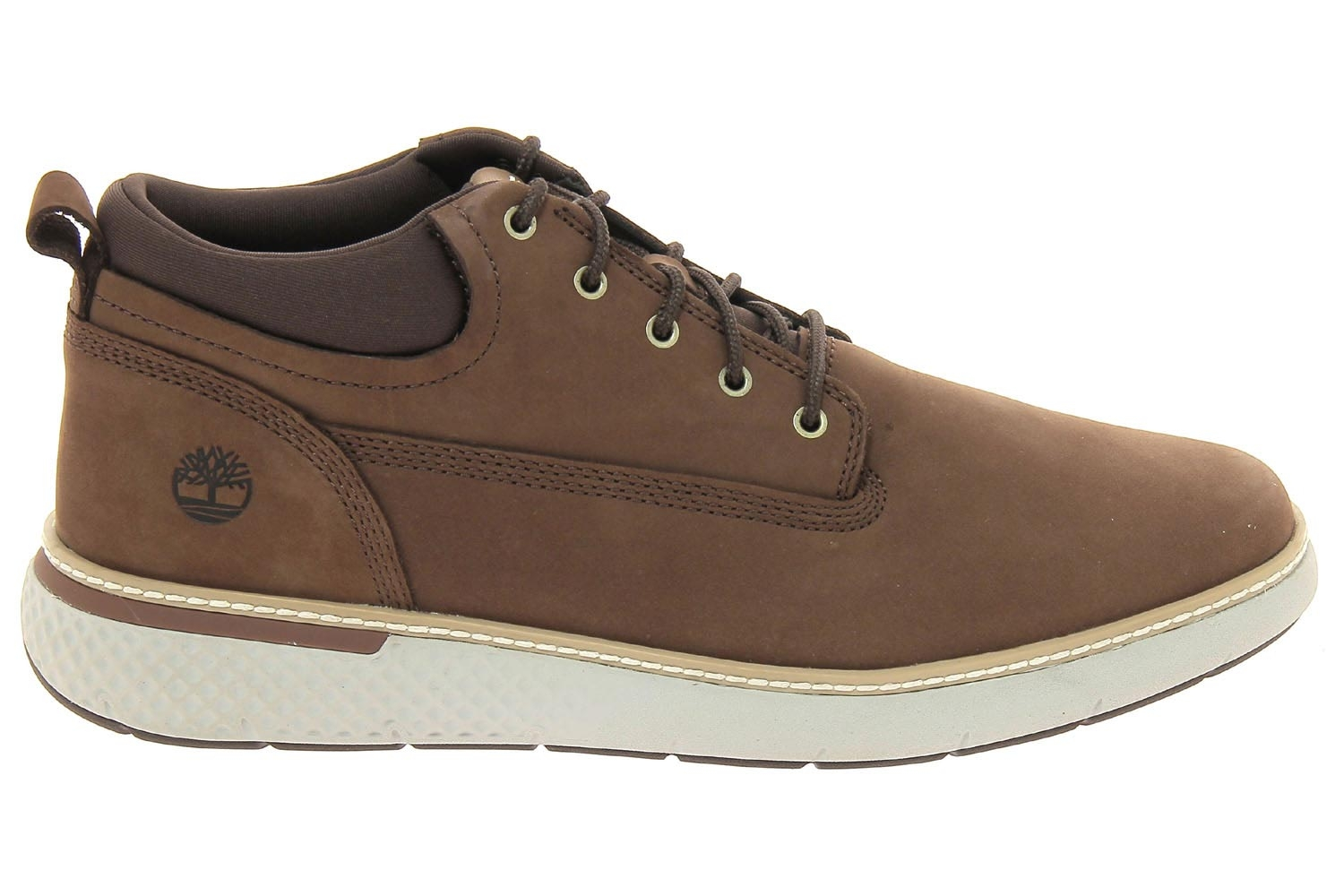 chaussures homme timberland marron