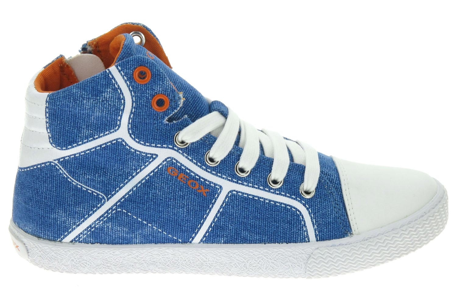 toile en en toile Chaussures geox Chaussures bleu rdexBEQCoW