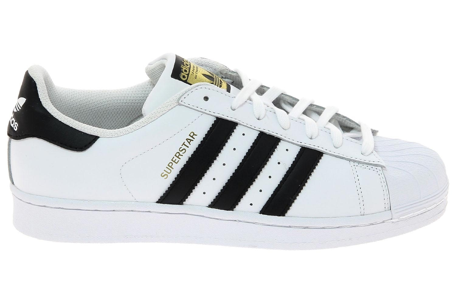 Superstar Baskets Mode Chaussures Blanc Adidas 8NPwX0Onk