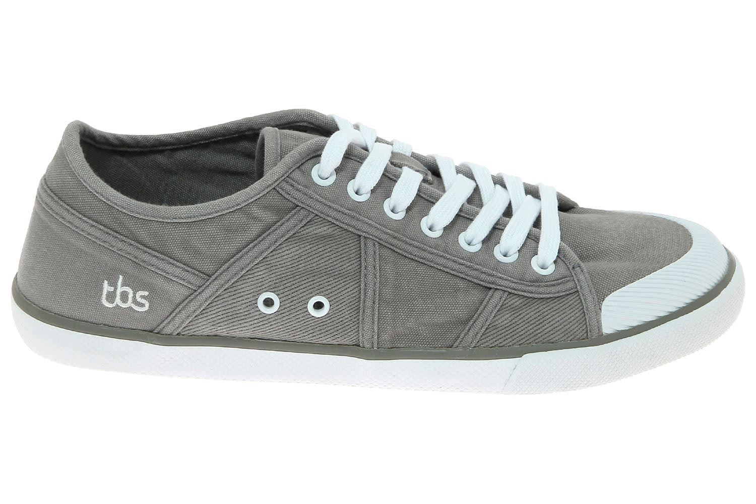 70b554600a2b80 Tbs D'ete Toile En Gris Violay Chaussures OPTkiuXZw