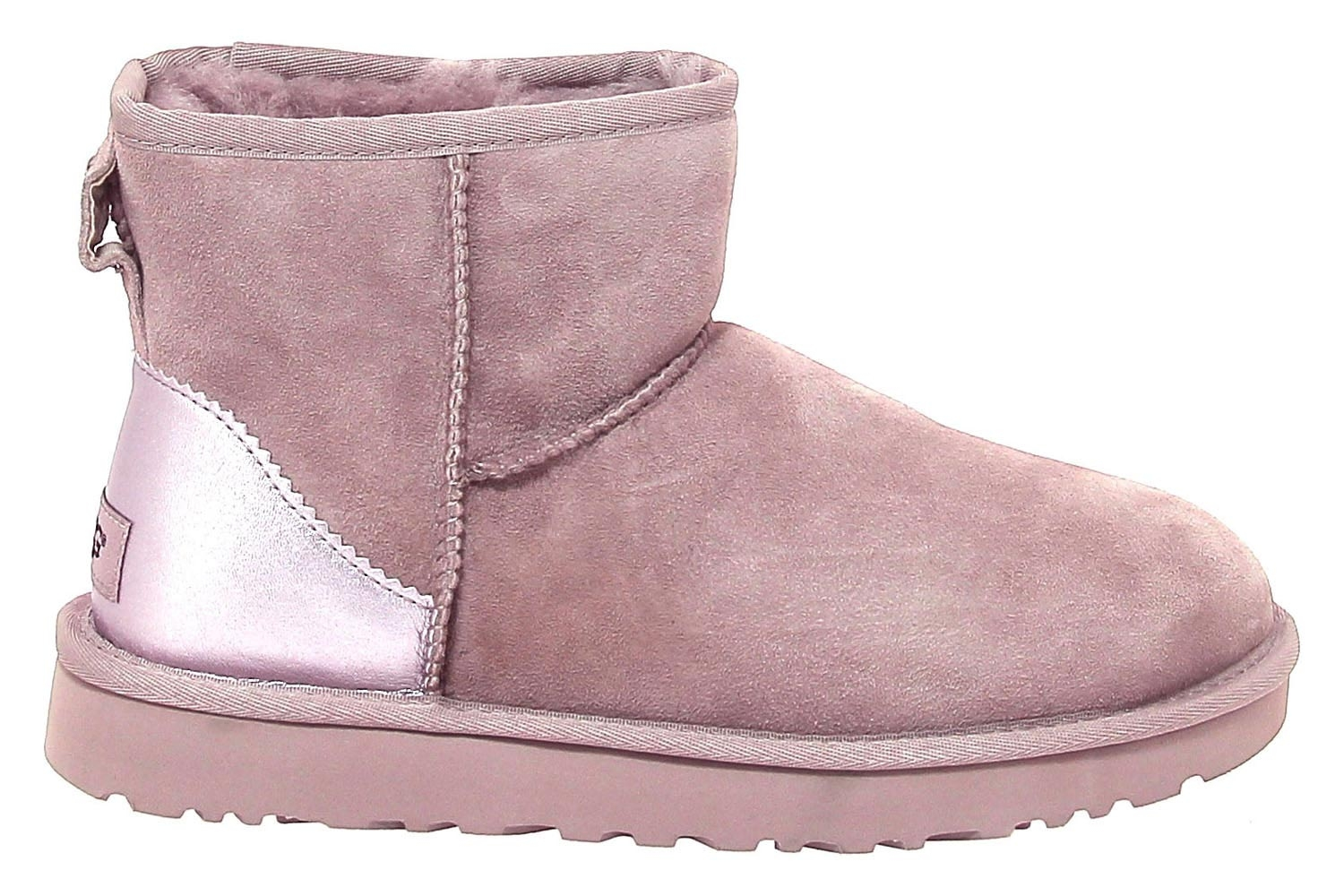 ugg metallic rose