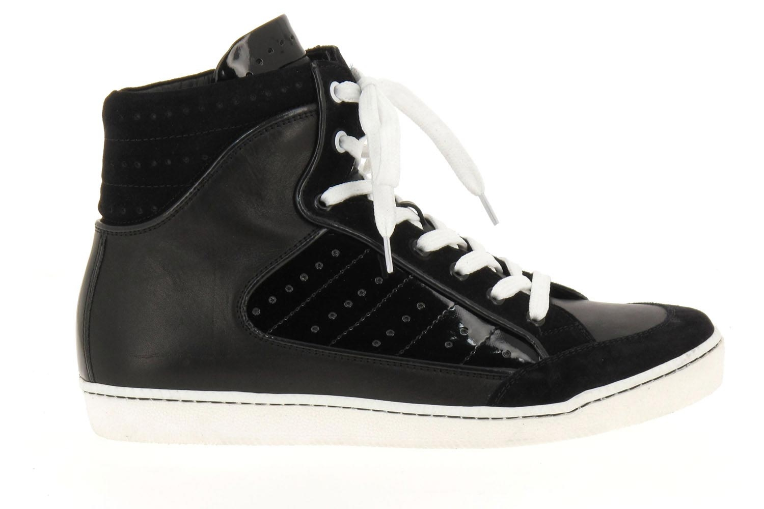 02bfd093f4788d Baskets mode m by monderer noir shaq v12 chaussures homme m by monderer