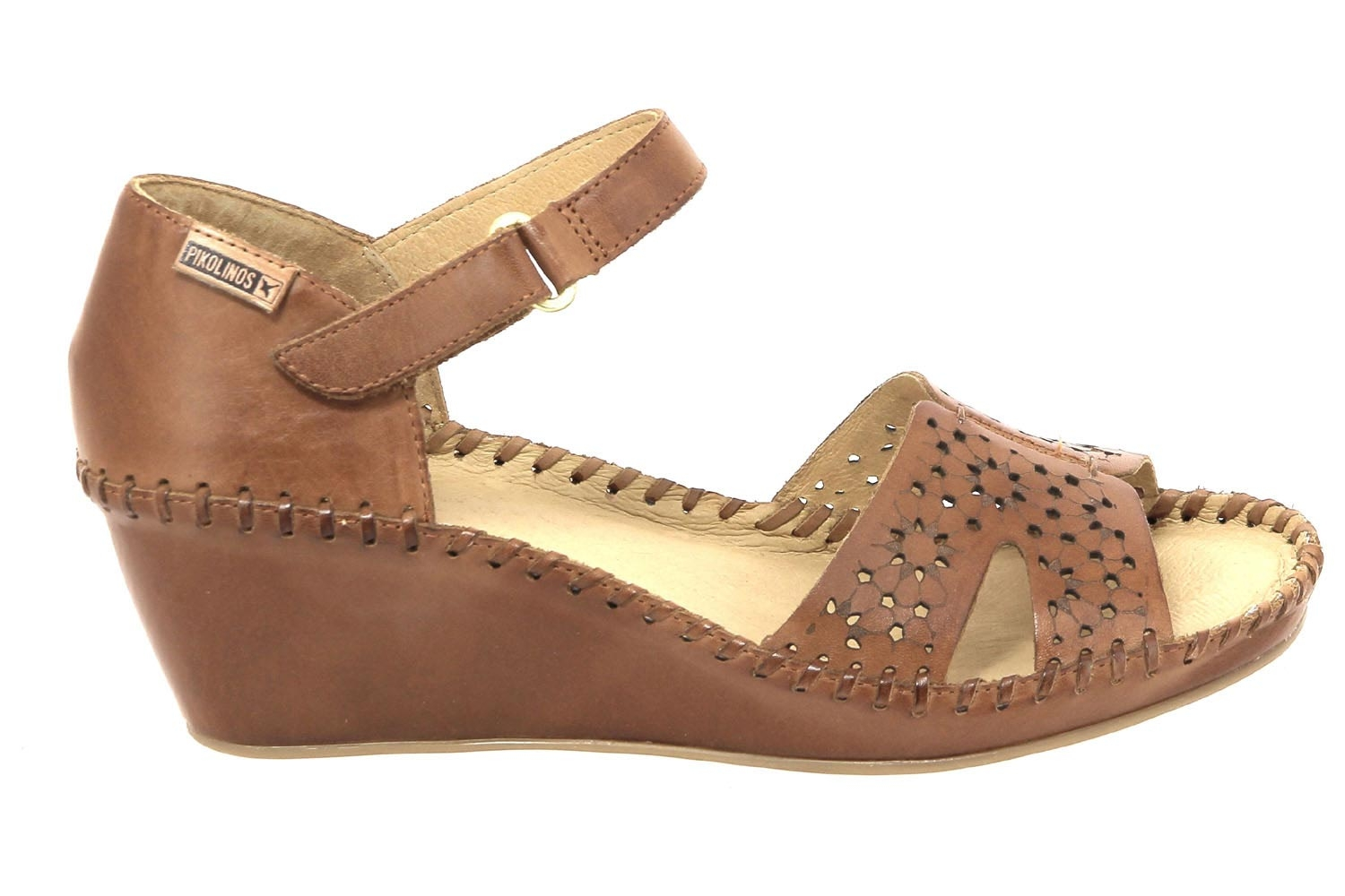 Nu Pieds Pikolinos D'ete Casual Chaussures Margarita Marron Style vmON8ny0w