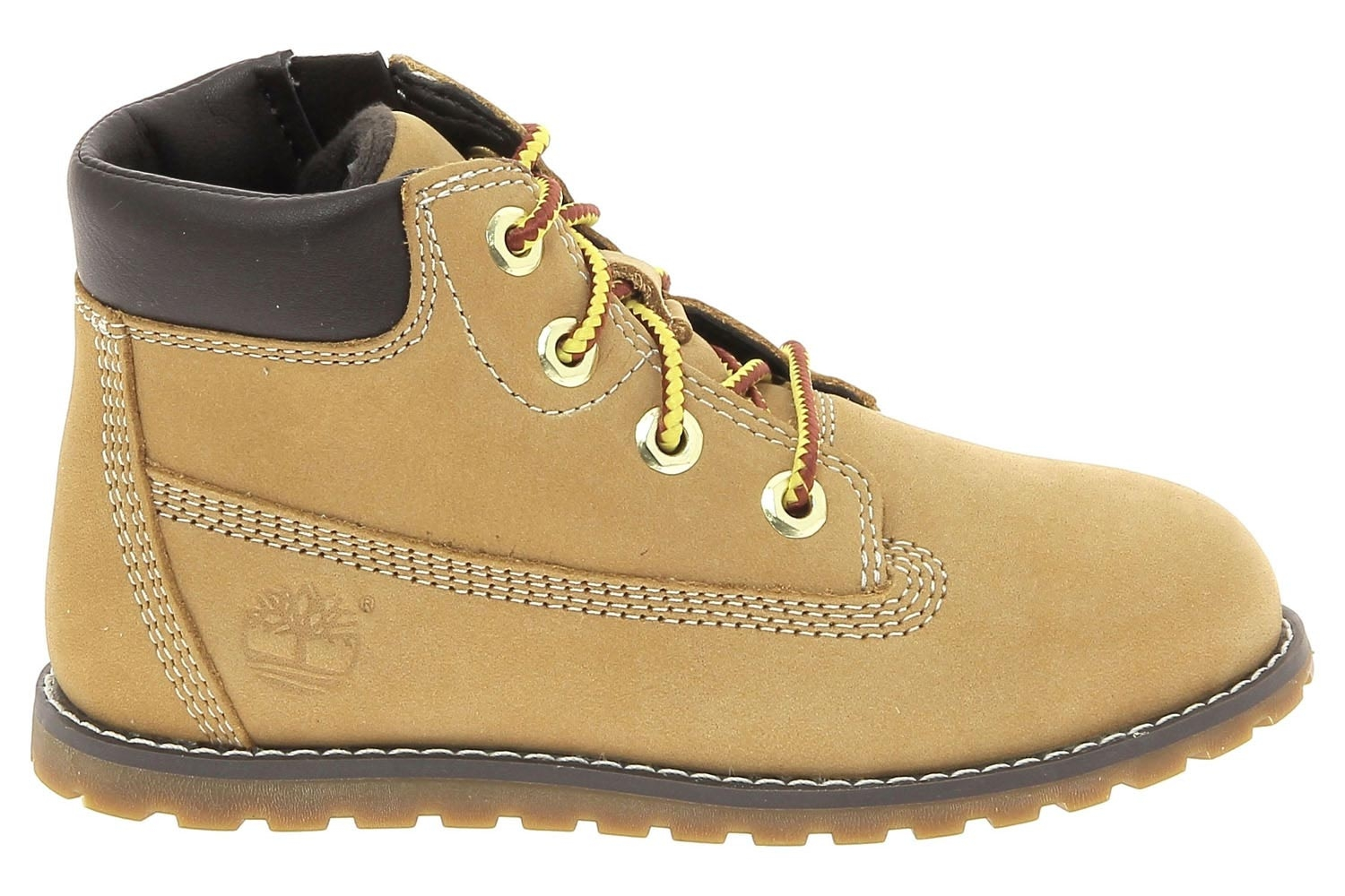 77ccba1da85 Bottillons timberland jaune pokey pine 6in boot chaussures pour bebe ...