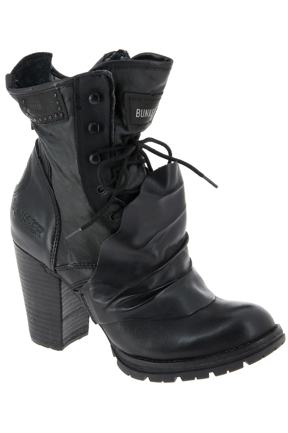 best choice best prices sneakers Bottines fashion bunker noir