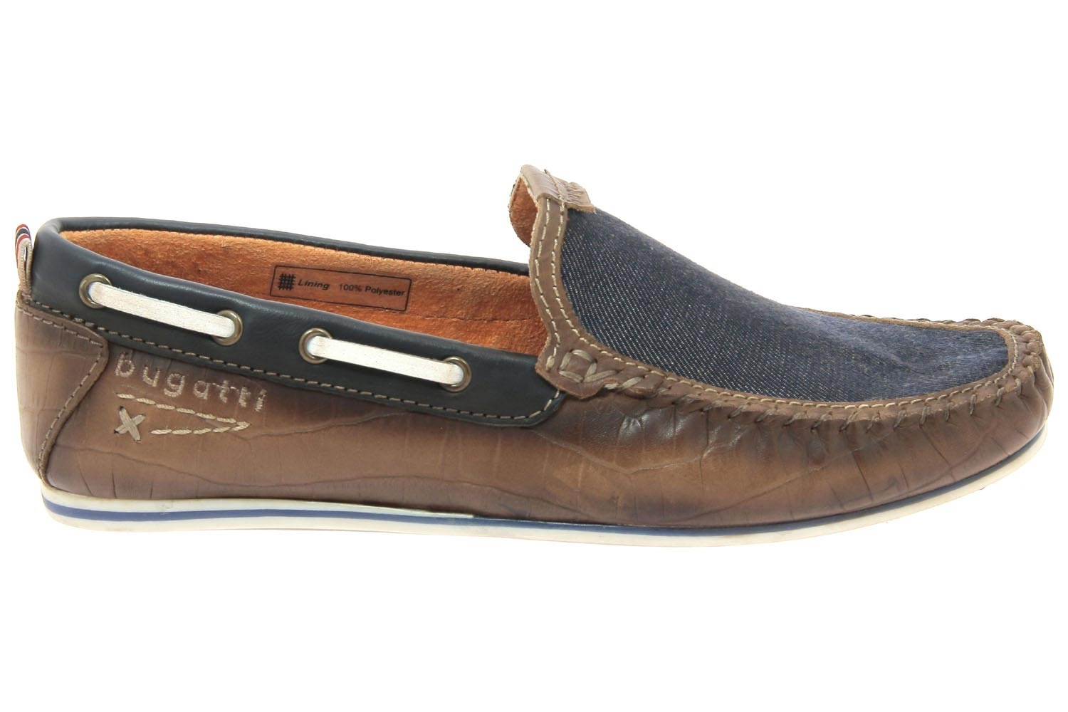 Chaussures Chaussures Bugatti Marron Casual Casual f6yYgb7v