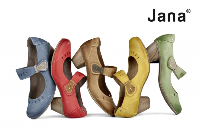Chaussures Jana femme HGvUj