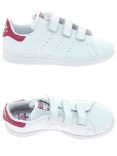 chaussures de sport adidas stan smith cf blanc