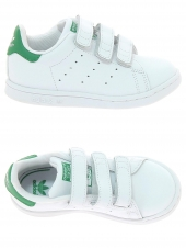chaussures de sport adidas stan smith cf1 blanc