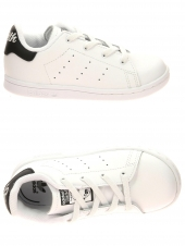 chaussures de sport adidas stan smith el i blanc
