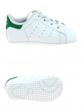 chaussures layette adidas stan smith blanc