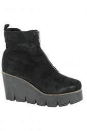 bottines fashion alpewoman shoes 4551-11-05 noir