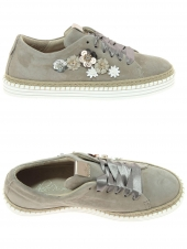chaussures plates alpewoman shoes 3534-1209 taupe