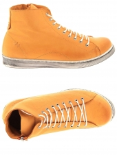 chaussures plates andrea conti 0341500 025 orange