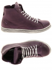 chaussures plates andrea conti 0341500 035 violet