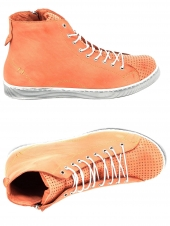 chaussures plates andrea conti 0345728 044 orange