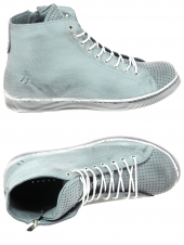 chaussures plates andrea conti 0345728 gris