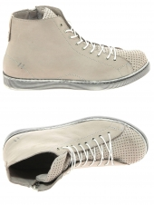 chaussures plates andrea conti 0345728 beige