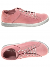 chaussures plates andrea conti 0347805 rose