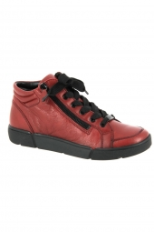 bottines casual ara 14435-05 g rouge