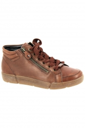 bottines casual ara 14435-20-g marron