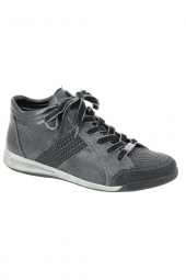 bottines casual ara 44487-65 g gris
