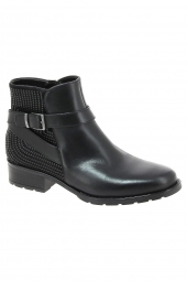 bottines ville ara 49510-71 g noir