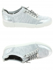 chaussures plates ara 14412-10 g gris