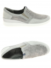 chaussures plates ara 33358-05 g gris