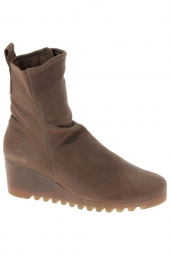 bottines casual arche larazo marron