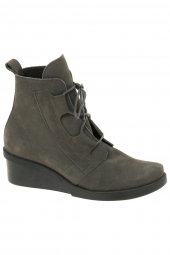 bottines casual arche reilly taupe