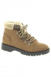 bottines fashion armistice rock mid w marron