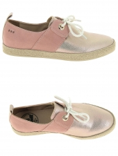 chaussures en toile armistice cargo one w rose
