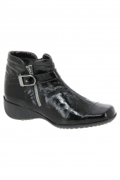 bottines casual artika aquitain noir
