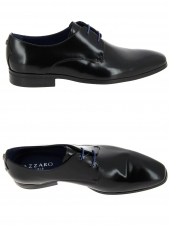 derbies azzaro nogrel noir