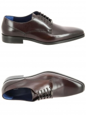 derbies azzaro poivre marron