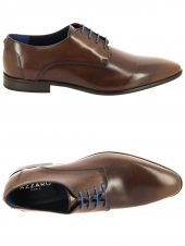 derbies azzaro valmi marron