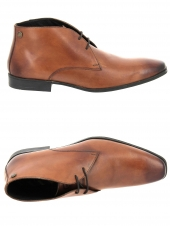 boots ville base london foyle marron