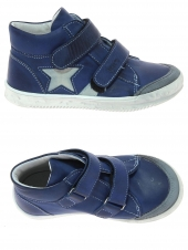 bottillons bellamy issy bleu